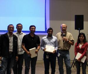 eBay Engineering Hackathon Winners First Prize